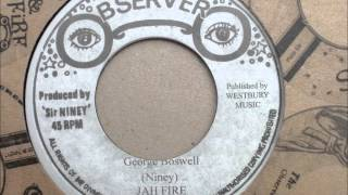 ReGGae Music 566 - George Boswell - Jah Fire [Observer]