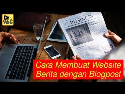 cara-membuat-website-berita-dengan-blogspot