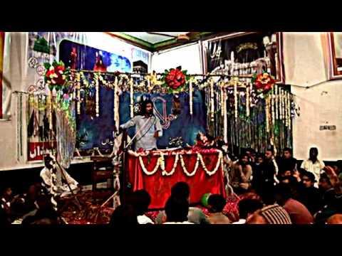 Naam likha Ha fatima s.a Qasida By Kamran Abbas b.a Dhamali Syedan gujrat
