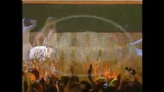 Despina Vandi - To nisi & To asteri mou & Girismata @ MAD VMA 2012