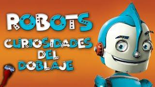 Robots l Curiosidades Del Doblaje