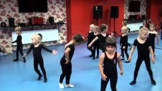 Паркове місто.Студия Танца М44. Открытый урок дети 3-6лет.