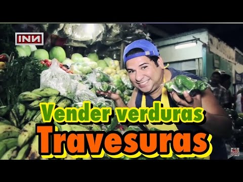 Travesuras - Nicky Jam   Vender  Verduras Parodia iNN