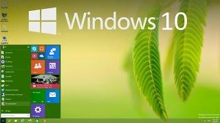 WINDOWS 10 УСТАНОВКА ОБЗОР И ТЕСТИРОВАНИЕ / WINDOWS 10 INSTALLATION OVERVIEW AND TESTING