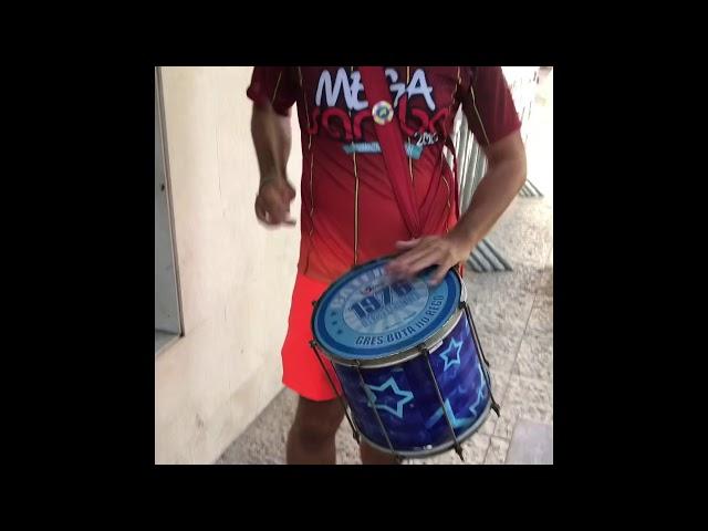 Workshop Repique Megasamba 2018