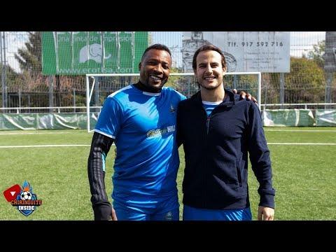 ⚽💥CROSSBAR CHALLENGE⚽💥 CONGO VS. JUANFE | RETOS de FÚTBOL