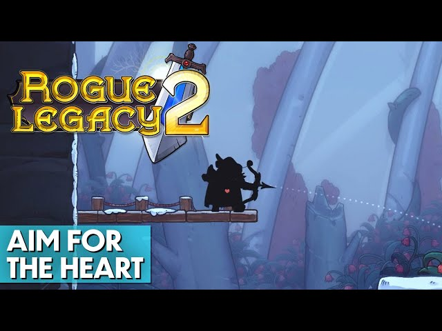 Rogue Legacy 2 - Far Shores Update - Aim for the Heart