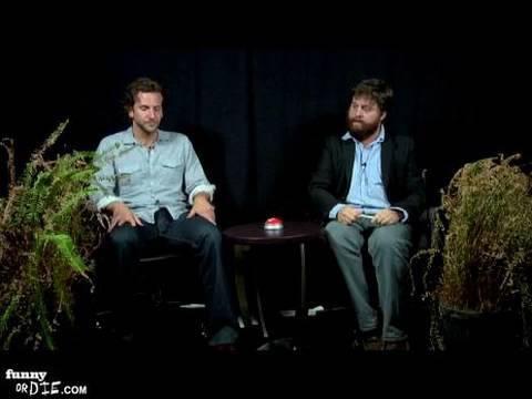 Bradley Cooper: Between Two Ferns with Zach Galifianakis