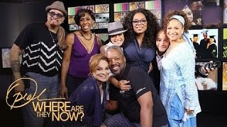 The Cast of A Different World 20 Years Later | Where Are They Now? | Oprah Winfrey Network