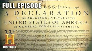 Brad Meltzer's Decoded: The Declaration of Independence | Full Episode | History