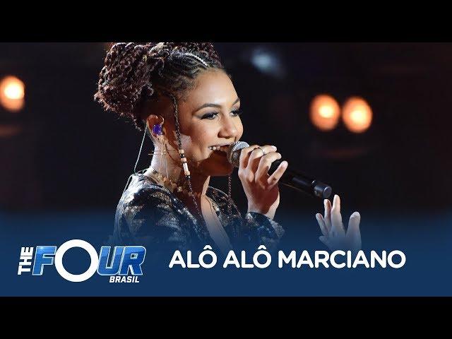Nega canta Elis Regina e é elogiada por João Marcello Bôscoli