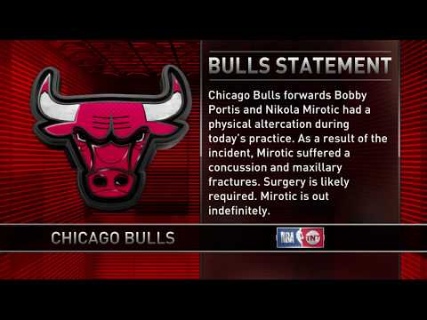 What Happened at Chicago Bulls' Practice? | Inside the NBA | NBA on TNT