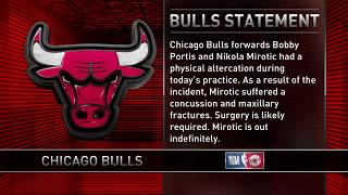 What Happened at Chicago Bulls' Practice?   Inside the NBA   NBA on TNT