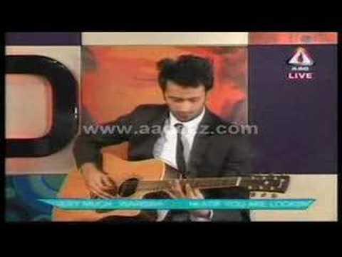 Atif Aslam with Inteha Hogayi Intezar ki(part 2)