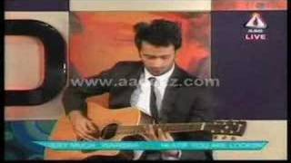 Atif Aslam with Inteha Hogayi Intezar ki(part 2)