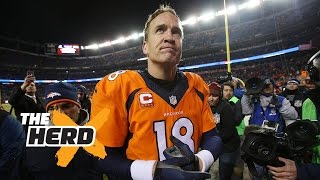 Here's a way to properly cover the Peyton Manning-HGH story | THE HERD