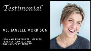 Testimonial #7 Janelle Morrison