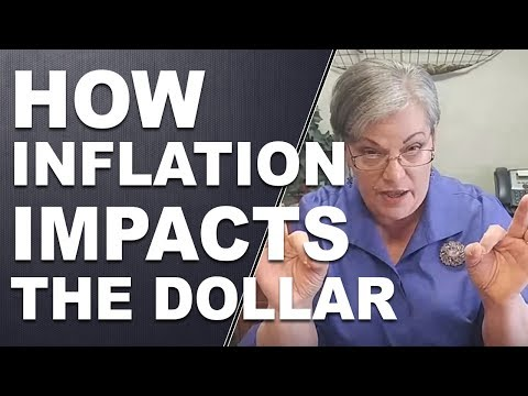 What is Inflation? How inflation Impacts the Dollar