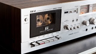 AKAI GXC 709D Обзор