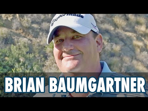 Celebs in Golf Carts  Brian Baumgartner Full Episode