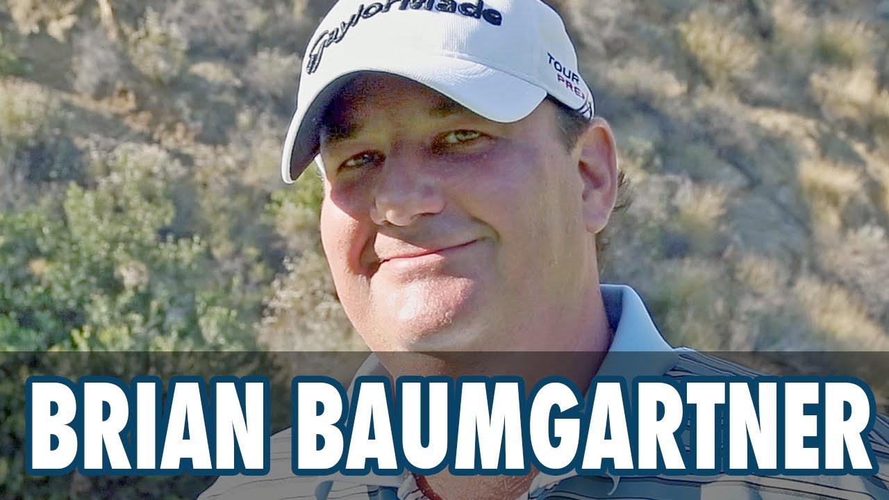 Celebs in Golf Carts - Brian Baumgartner [Full Episode] - YouTube