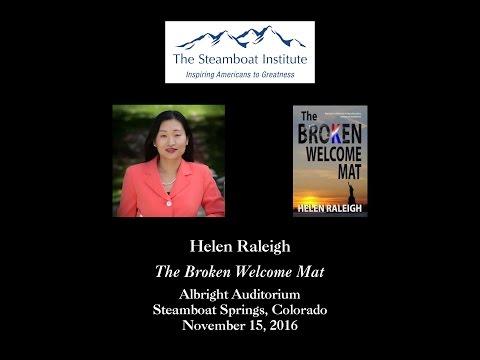 Helen Raleigh -- the Broken Welcome Mat
