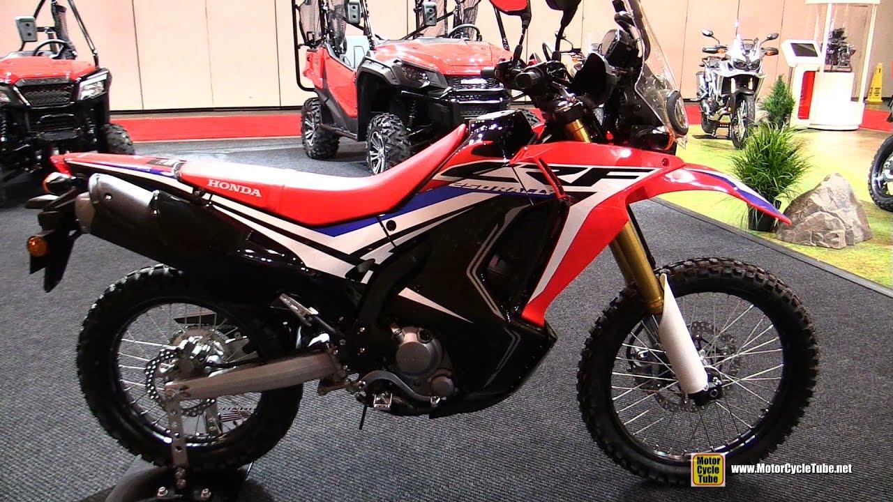 2018 honda 250 rally. simple 2018 2017 honda crf250 rally  walkaround toronto motorcycle show on 2018 honda 250 rally r