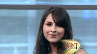 Whitney Houston - I Will Always Love You (Cover By: Monica Saldivar) - LIVE ON GOOD MORNING TEXAS