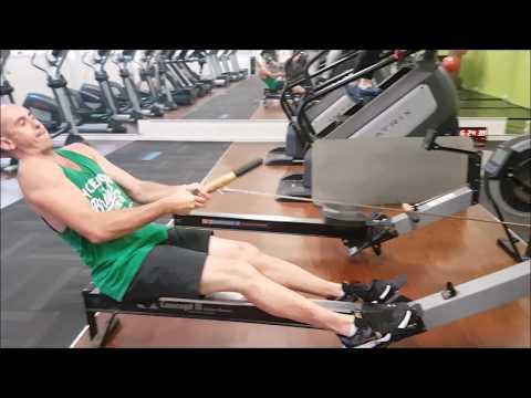 Fishing fitness training:Fitness