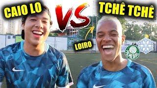 BANHEIRISTAS vs TCHÊ TCHÊ (Palmeiras) - DESAFIO DO CLÁSSICO!!!