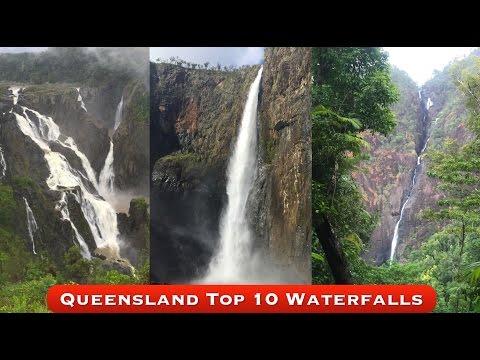 Queensland Top 10 Waterfalls