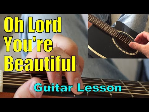 Beautiful chords by Jesus Culture - Worship Chords