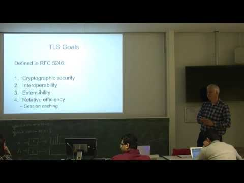 TLS (recorded lecture)