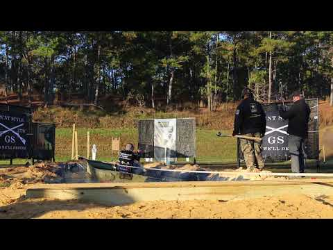 Jerry Miculek-Rambo Stage