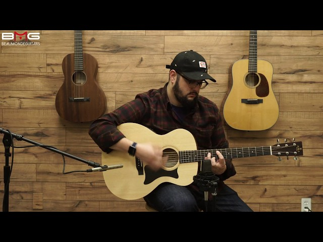 AMI (Sigma) GME Acoustic Guitar Overview