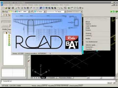 logiciel rcad
