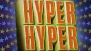 Scooter - Hyper Hyper (Harder, Faster, Scooter)