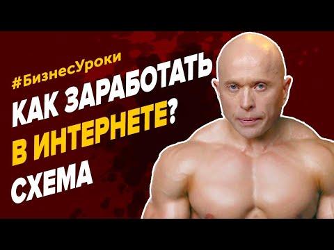 ЗАРАБОТОК В ИНТЕРНЕТЕ с нуля без вложений   Пошаговая схема   Михаил Дашкиев