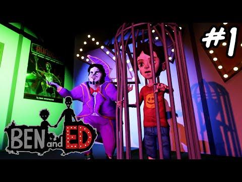 GIẢI CỨU BẠN THÂN | BEN AND ED #1