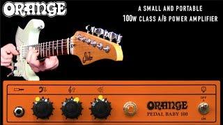 Orange Amps Pedal Baby 100