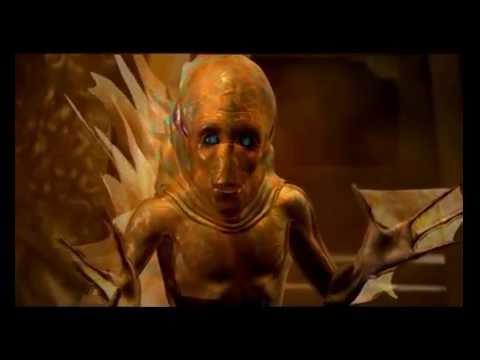 "Spacing Guild Navigator Edric, from ""Children of Dune"" Part 1 (Messiah)"