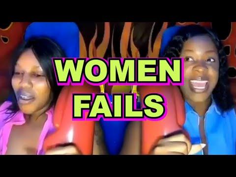 Women Fails #MegaFails