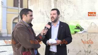 NOI CON SALVINI AL SUD E' IL SUPERAMENTO DELLA LEGA 19 Dicembre 2014