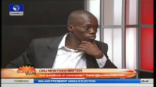 OAU Students Complain Over 320% Fees Increment PT1
