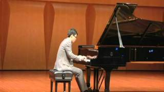 "Chopin Etude in G sharp minor Op.25 No.6 ""Thirds"" by Chopin - Jeremy Yeo"