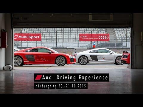 Audi Driving Experience Nürburgring 2015 by JTmedia.fi
