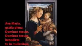 チマッティ アヴェ・マリア / Cimatti Ave Maria