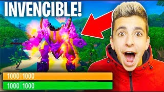 With this BUG YOU WILL NEVER LOSE in Fortnite... [AMAZING]