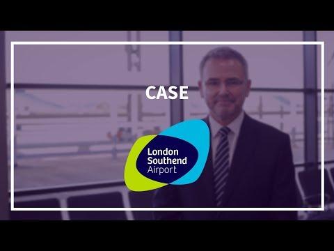 HappyOrNot - Case London Southend Airport