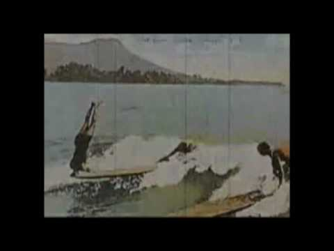 History of Surf, from the kings of  Hawaii to haole, California, Australia and the rest of the world